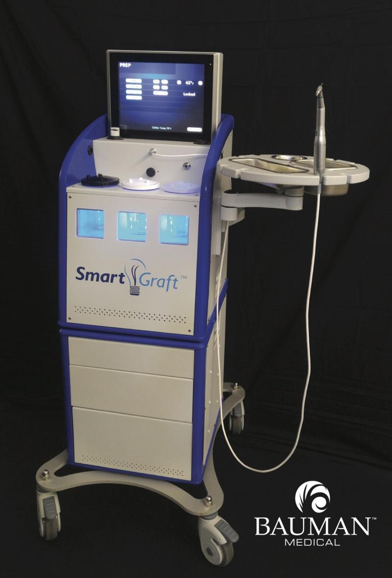 SmartGraft FUE BaumanMedical